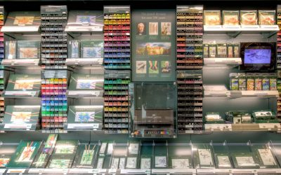9Must-Have Art Supplies for University Students