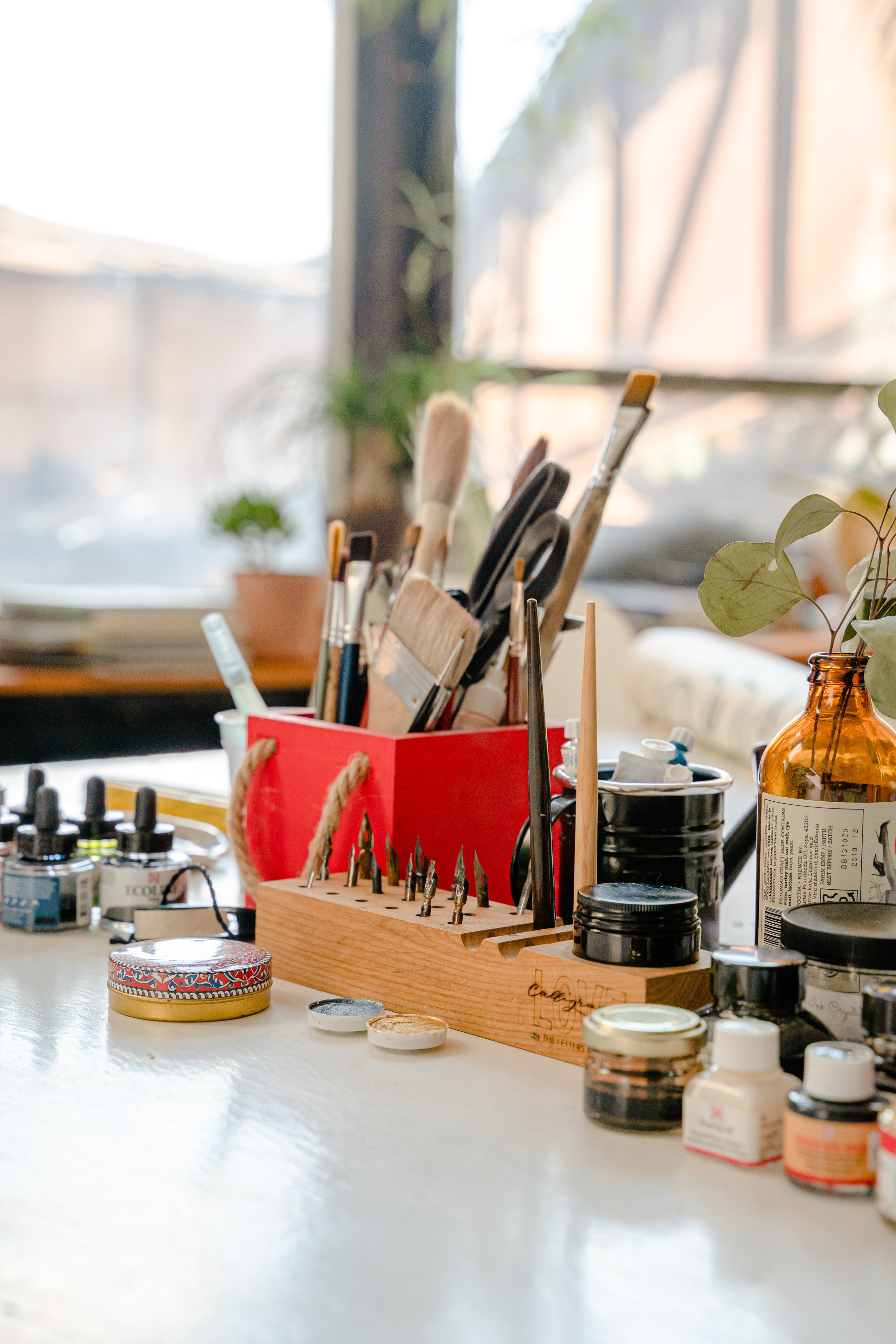 6 Essentials for Every Artist's Toolkit