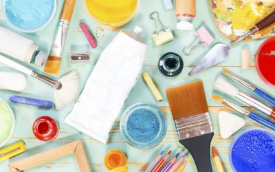 10 Essentials to Start an Art Hobby This Summer