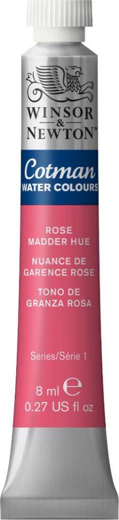 Rose Madder Hue