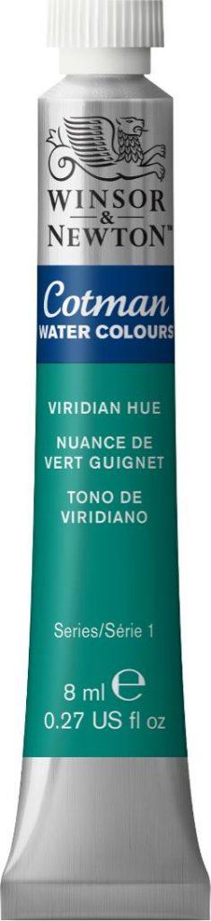 Viridian Hue