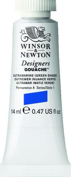 Ultramarine Green Shade